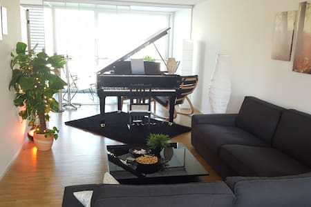 Luxury flat with panoramic views - Appartement