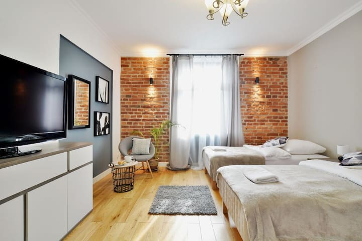 Two Bedroom Apartment/ Brzozowa / Kazimierz
