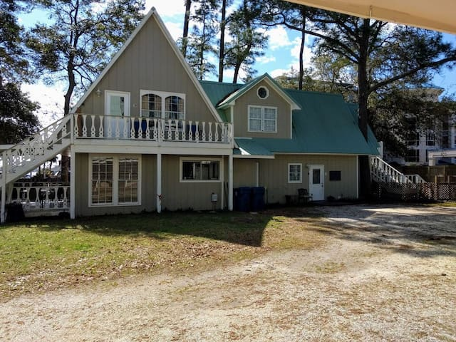 Located In Peaceful Setting Near Terry Cove, Minutes From Ocean