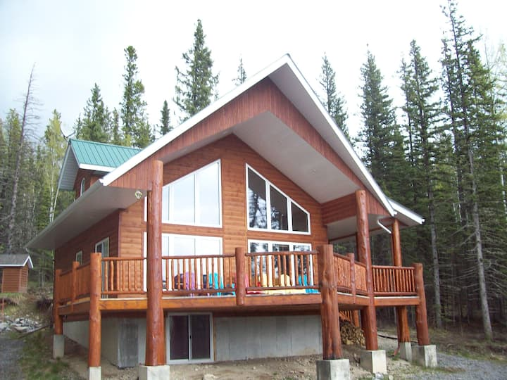 Nordegg Mountain View Chalet