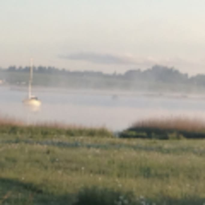 Diset morgen over Lejre vig