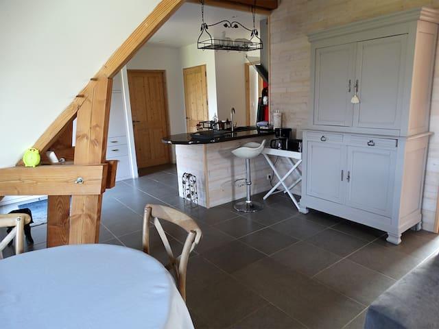 T3 cosy dans maison de famille - Sarzeau - Квартира