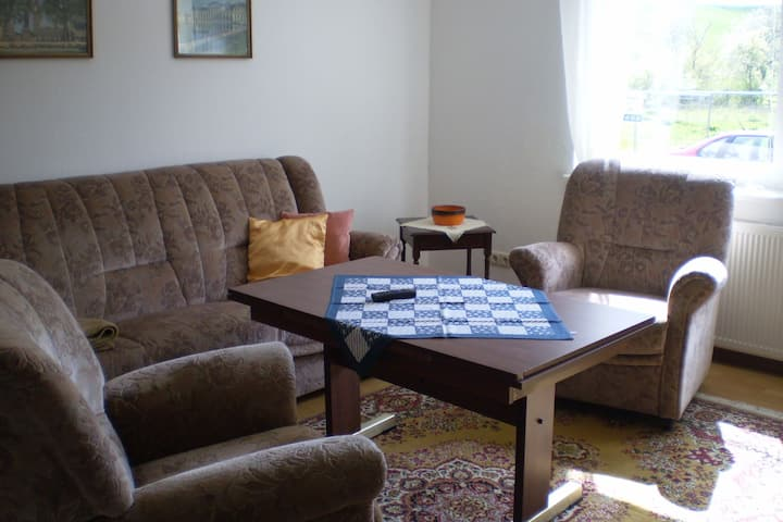 Peaceful Apartment with Garden, Garden Furniture and Barbecue