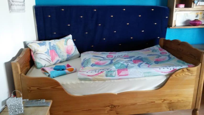 Singleroom, klein, ruhig, gemütlich - Aschaffenburg - Lägenhet