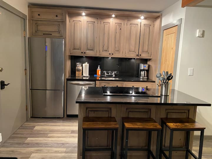 Newly Remodeled Loft Walking Distance To Lifts