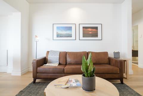 Moderno y acogedor apartamento cerca del V&A Waterfront