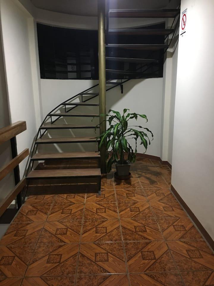 Hotel Colina Verde: Habitaciones cómodas. Bolívar.