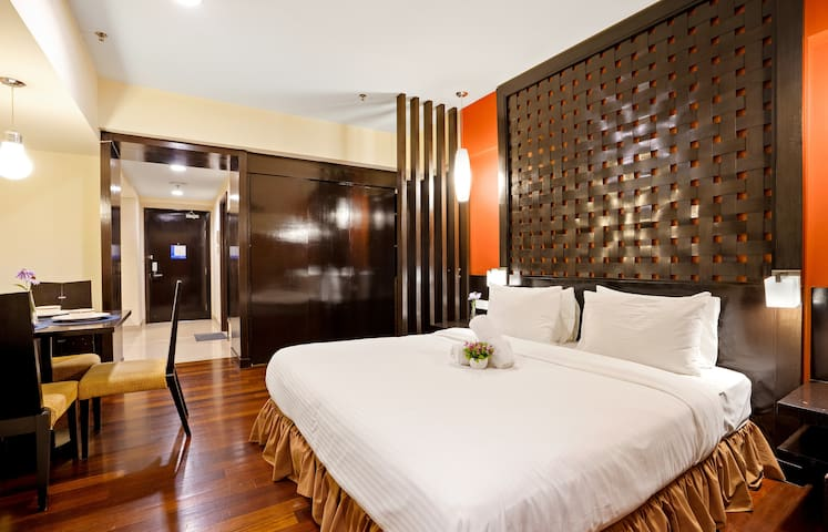 Sunway#2 Studio/4pax, connected to Sunway Pyramid