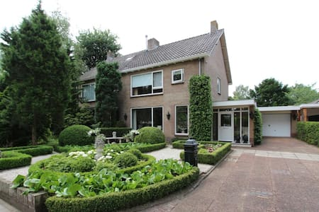 Beautiful family residence in center of Holland - Soest