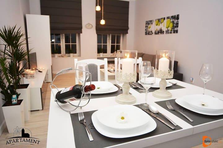 Apartament Pod Kopernikiem. - Toruń