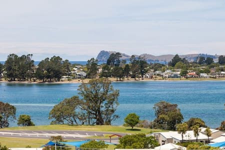 Sunny Home with magnificent views. - Tairua