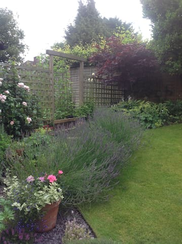 Garden lovers bed and breakfast - Hungerford - Ev
