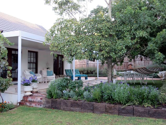The Garden Cottage Durbanville - Cape Town - Leilighet