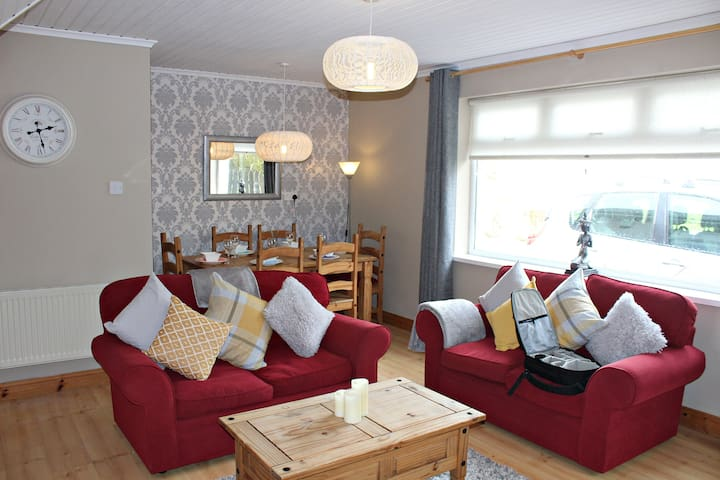 Ashbrook Holiday Chalet