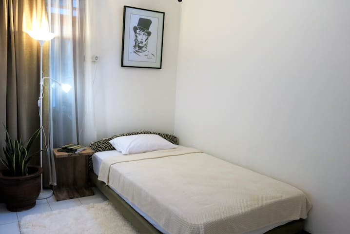 White Bungalow (Single Room)