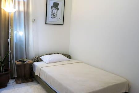 White Bungalow (Single Room)