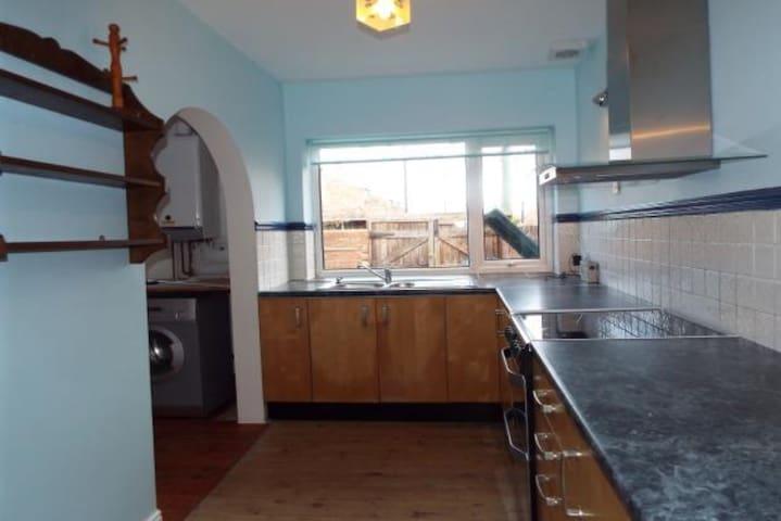 2-Bedroom Apartment, Newcastle (Groundfloor)