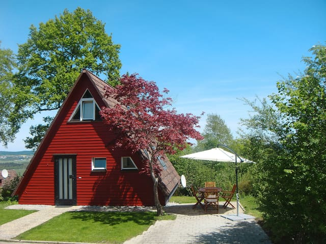 Holiday home in Wilhelmsdorf - Illmensee - Talo