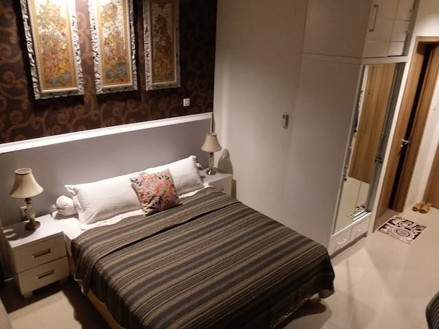 Bogor Icon, clean apartment + Salak mountain View