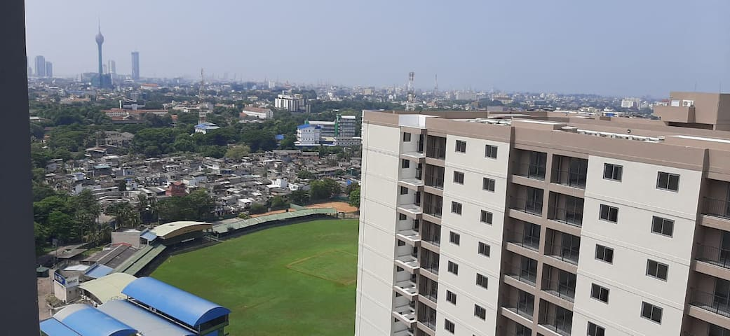 Easy access  to Colombo city.