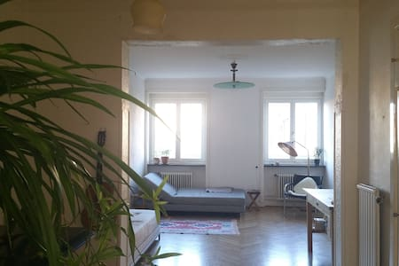 Charming and airy 1930´s flat in a great location - Malmö - Wohnung