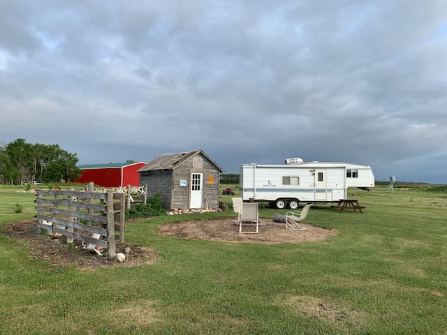 Whitesand River Campsite