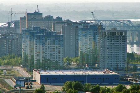 Просторная 3-х комн.квартира в микрорайоне  7 Небо - Nizhnij Novgorod - Lägenhet