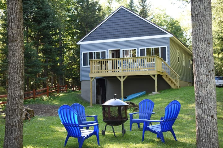 Blue Moose Cottage ( year-round)