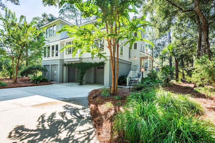 64 Surfwatch, Beautifully furnished, Walk to beach - Kiawah Island - House
