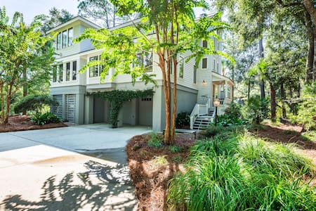 64 Surfwatch, Beautifully furnished, Walk to beach - Kiawah Island