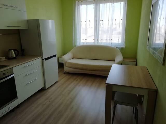 Новая, уютная квартира недалеко от метро