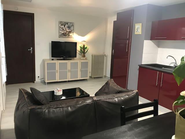 Appartement type T2. Proche du centre de Périgueux