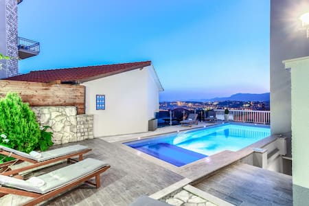 apartment PEPA 2, outdoor swimming pool