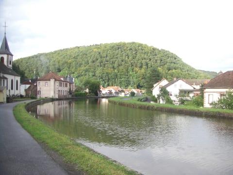 Ferienhaus am Kanal