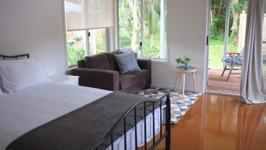 Private Garden Studio - Byron Bay - Appartement