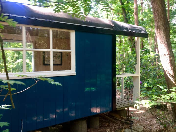Pipowagen in het bos 2p.