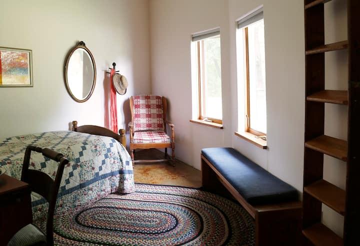 Peaceful Solar Home