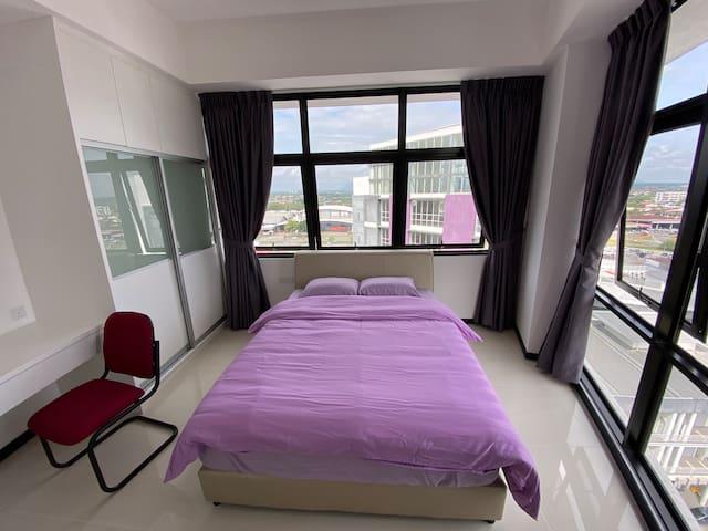 Master Room @ Trinity Residence Cosy Corner