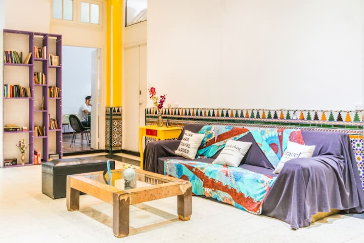 Hostel in the city of Buenos Aires