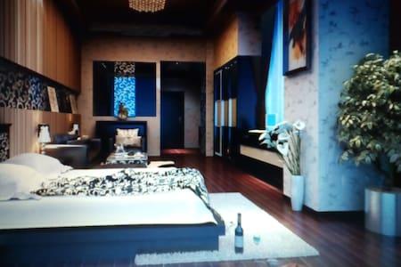 新裝修房,設施齊全,家電齊全 - Zhubei City - 아파트