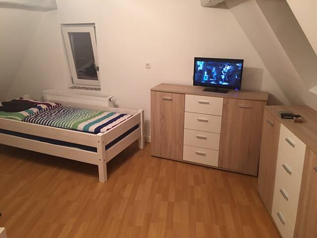 1 EZ im Ferienhaus Goßmannsdorf - Ochsenfurt
