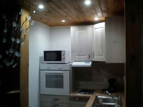 Apartment 30 m from ski lifts