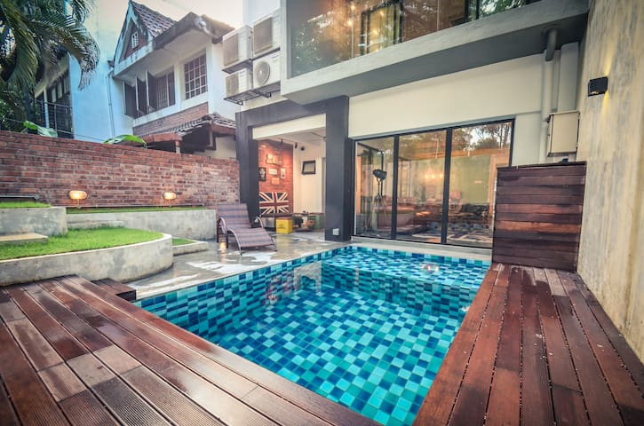 128 Haven - The Villa - Kuala Lumpur - Hus
