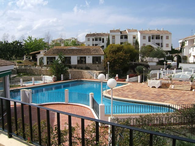 Homely 2BD Apartment with a view - Monte Pego - Daire