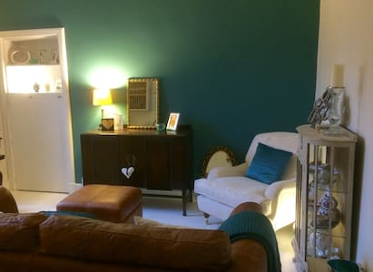 Elegant garden flat near the beach - Dundee - Daire