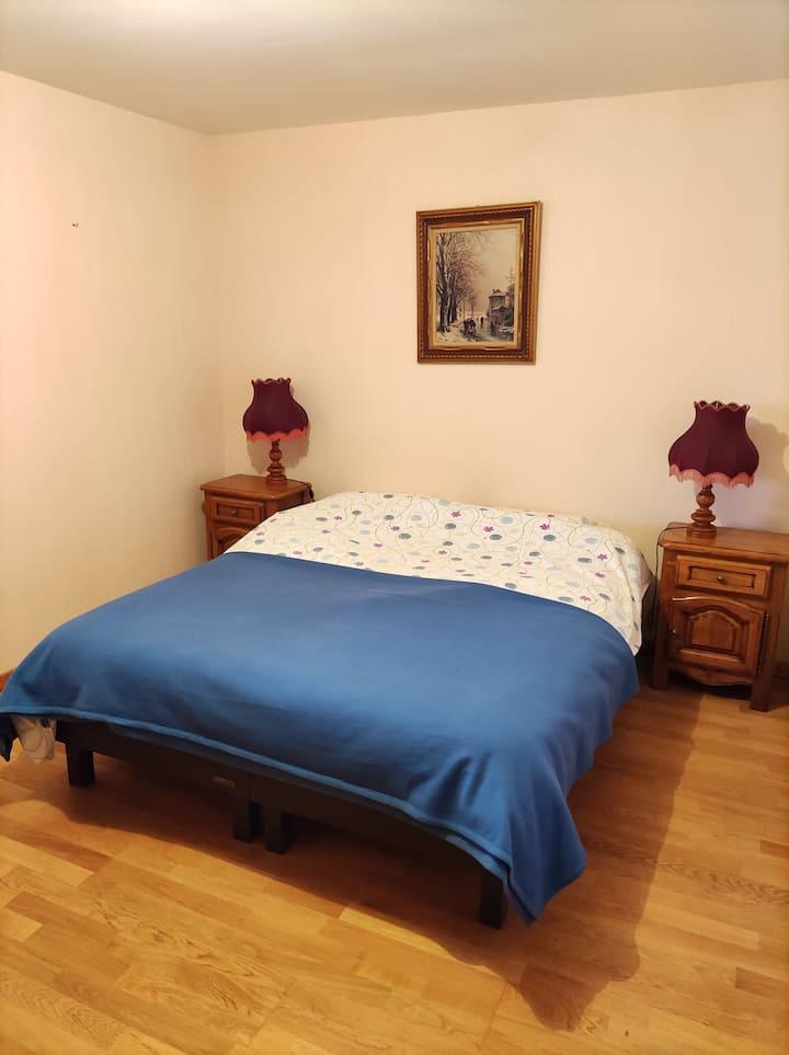 Très jolie Maison   spacieuse et confortable
