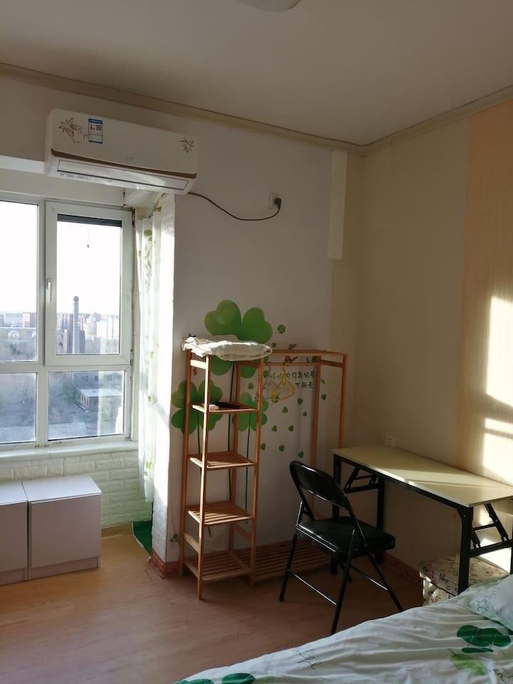 温馨主卧室