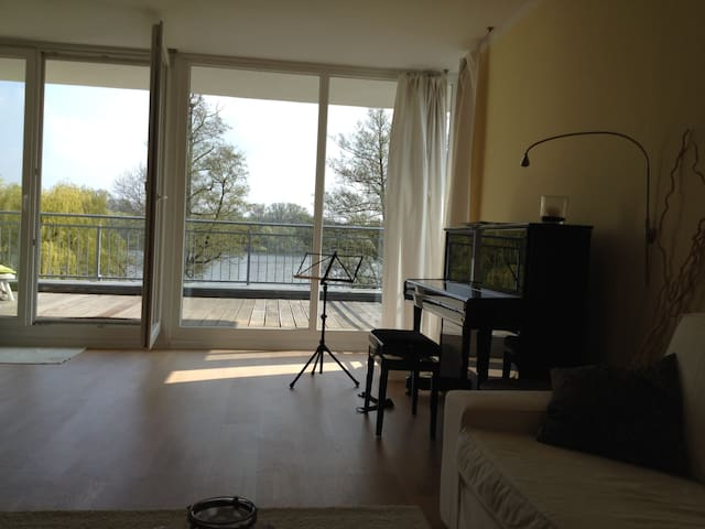 Haus am See - Potsdam - Casa