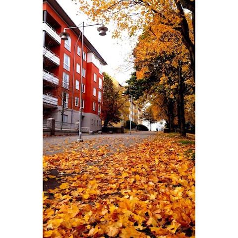 Mysigt rum i Göteborg - Gothenburg - Apartment