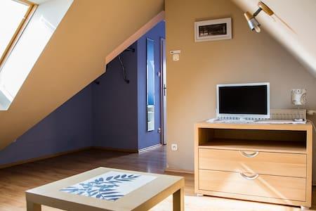 PODDASZE - Private Room - Gdańsk - Huoneisto